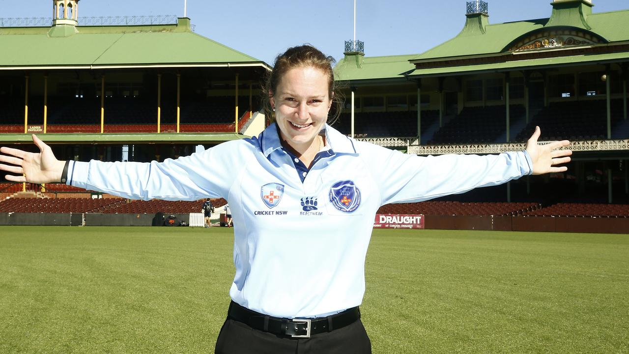 For the first time ever, a woman will officiate a Test cricket match as Australia meets India in Sydney.