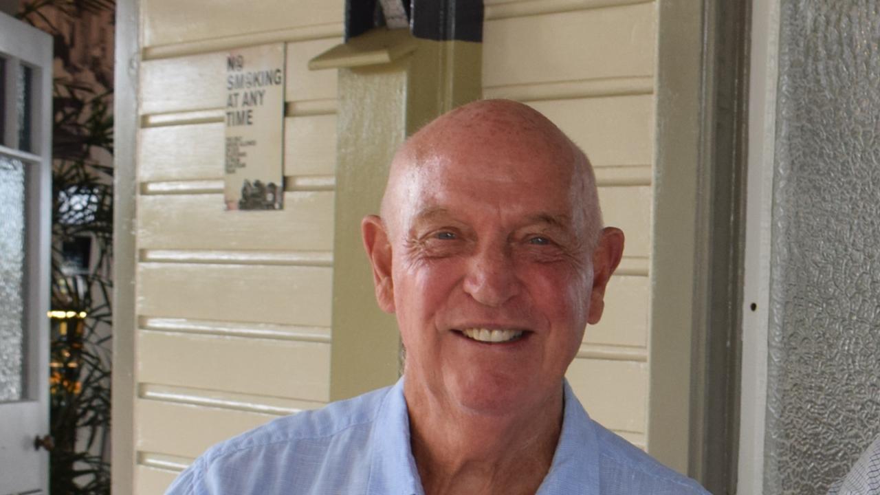 Rattler Railway Company Chairman Ian McNicol.