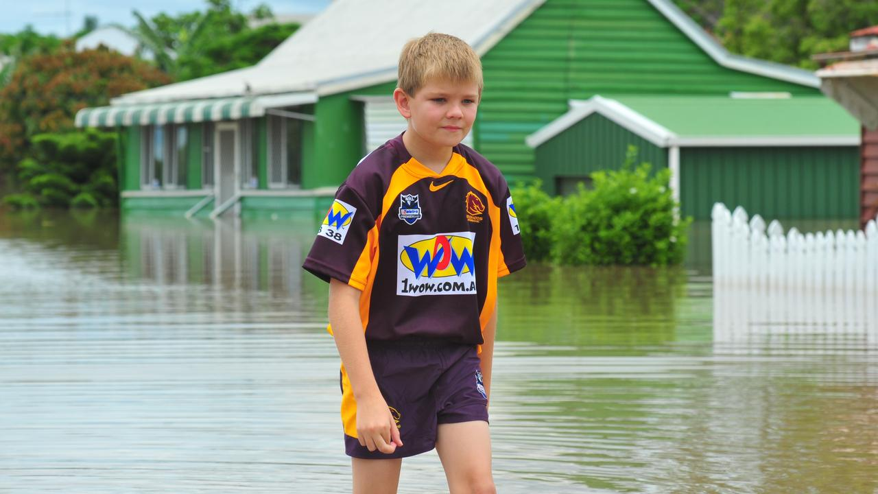 Ten years on from the devastating summer floods of 2010, Bundaberg locals reflect on the impact, then and now.