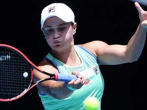 Ash Barty plots return as COVID disrupts Open preparations