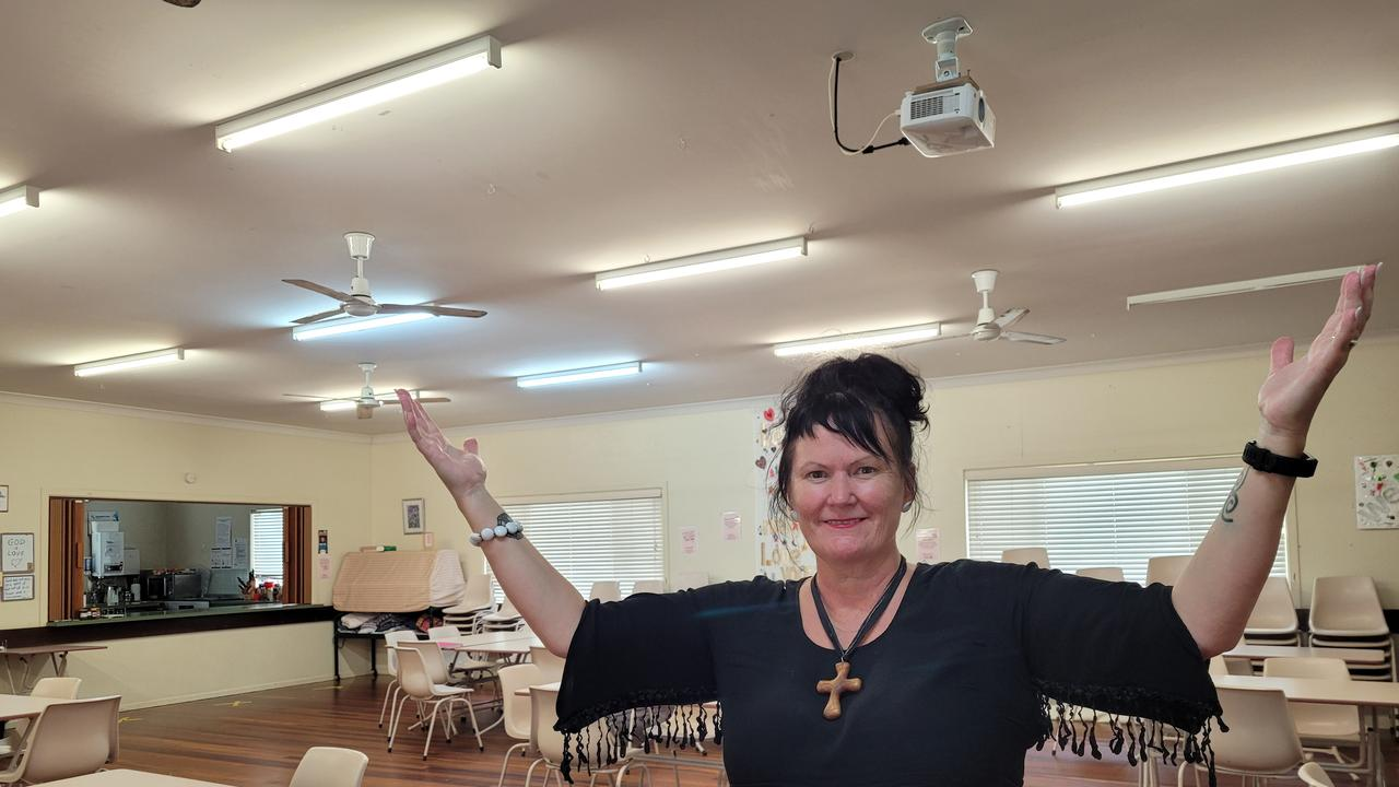 Rev. Tania Eichler from St Peter's Anglican Church is offering their old hall for free - if you come and remove it.