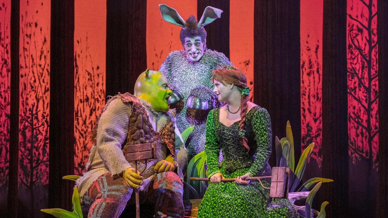 Shrek The Musical is one of the most anticipated shows of the year but it has been cancelled in the short term until after the lockdown.