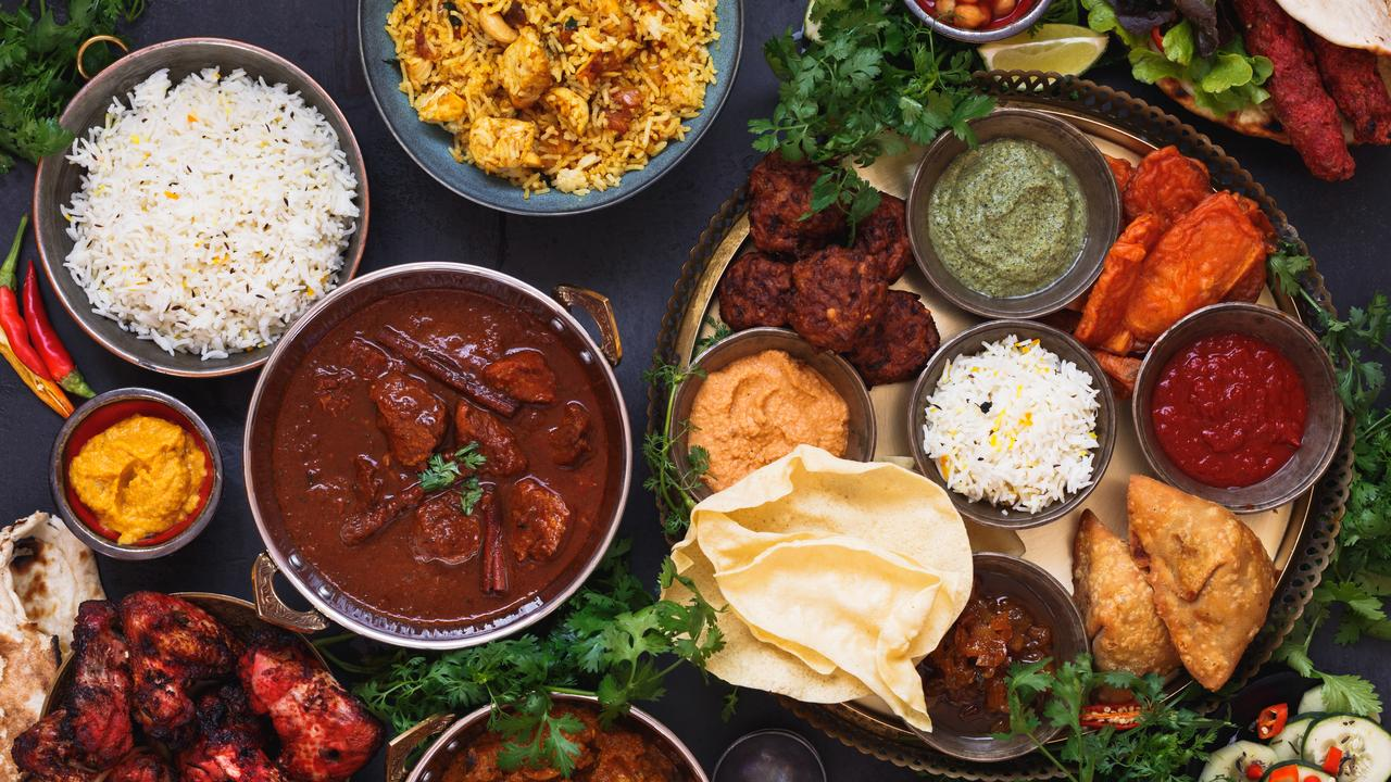 FUSION DELIGHT: Various Indian dishes will be on offer at the new restaurant.