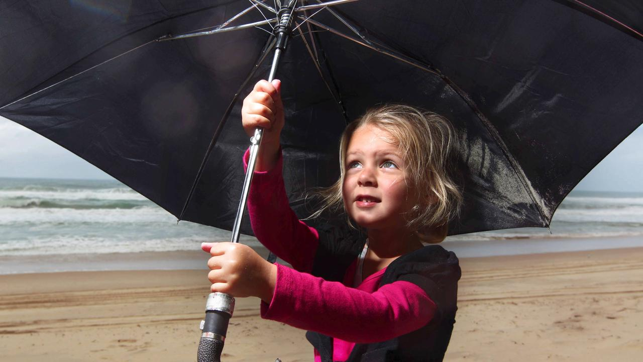 WEATHER FORECAST: Overcast and showers across the Northern Rivers but next week will bring sunshine according to the BOM.