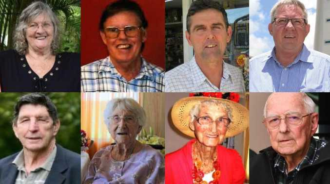 11 Mackay community icons we lost in 2020