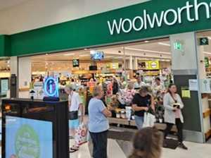 Gympie shops in frenzy as Qld Health slam COVID panic buyers