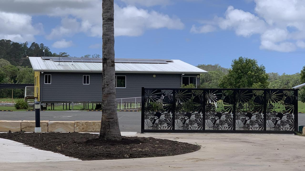 A new palm nursery has taken over from the former Eumundi golf driving range.