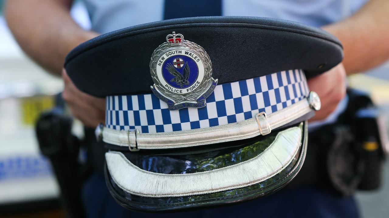 A NSW Police officer was hospitalised after a nightmarish scene during the attempted arrest of a man in Sydney's southwest.