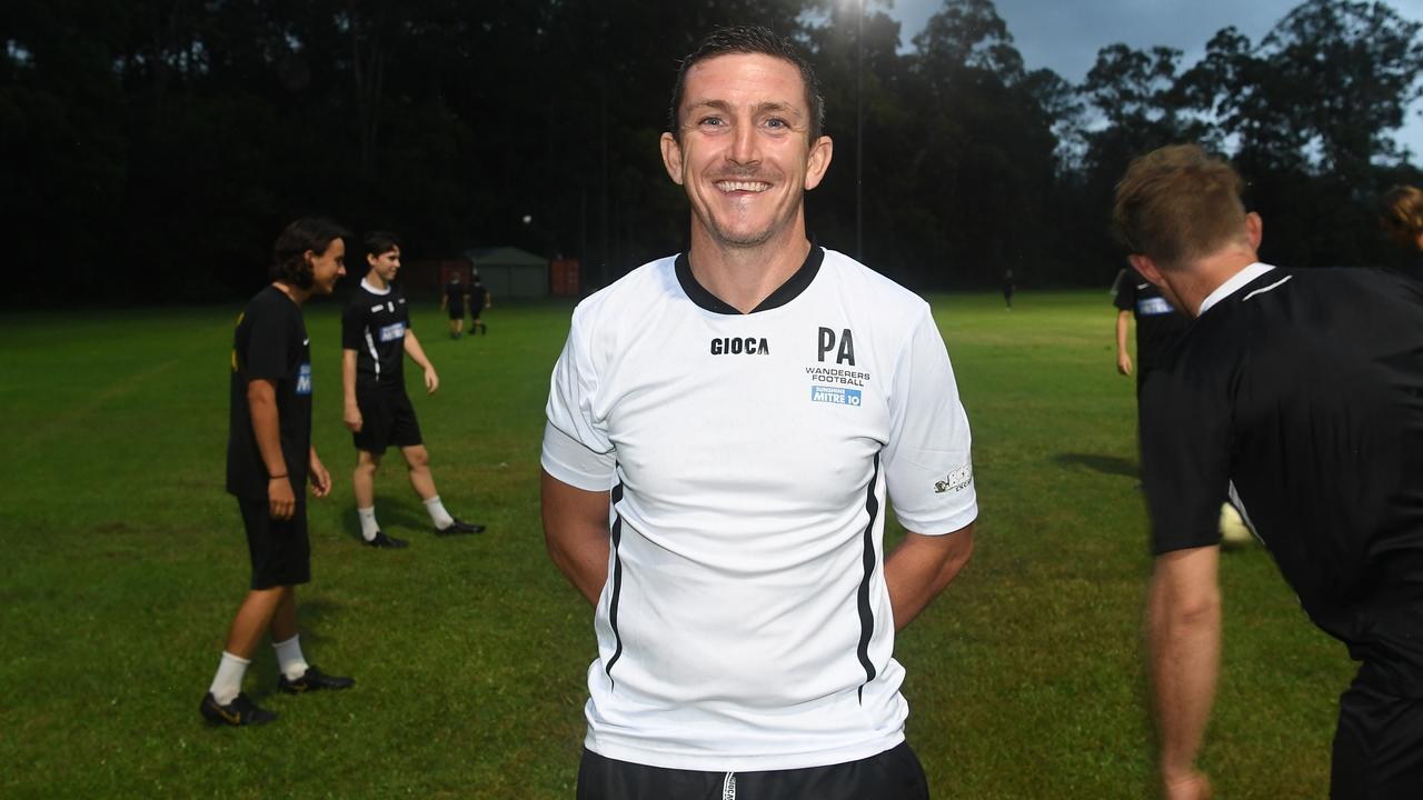 Wanderers coach Paul Arnison will kick-off pre-season preparations next week. Picture: Warren Lynam