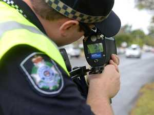 Man caught driving 50km/hr over speed limit along CQ road