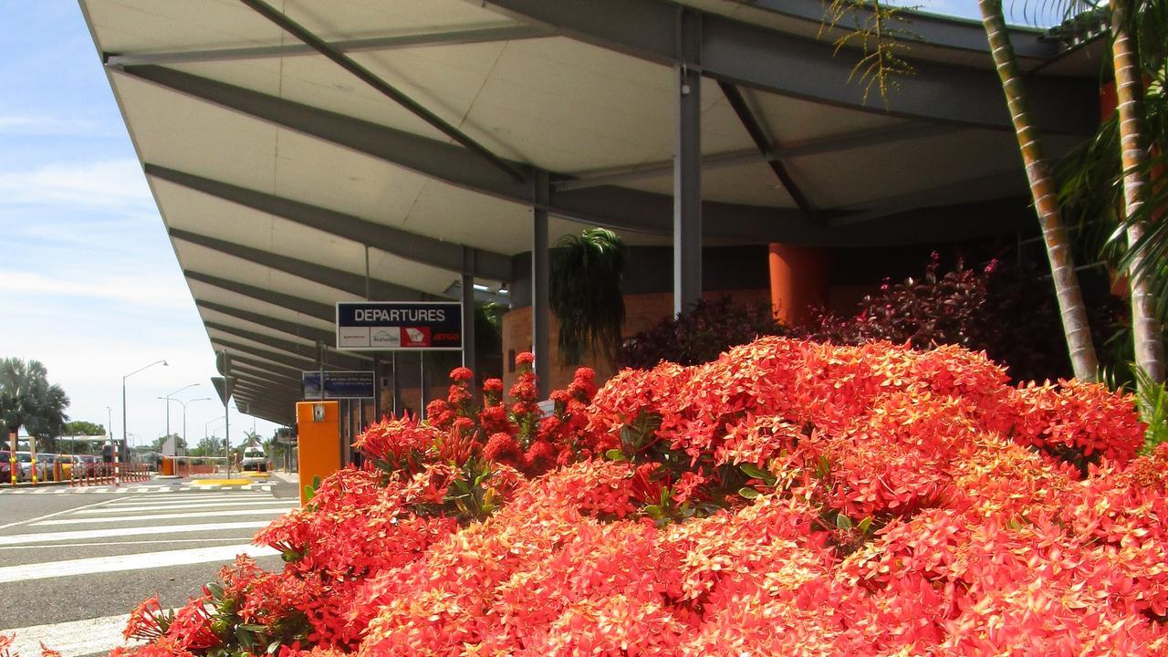 Ixora Sunkist Rockhampton Airport