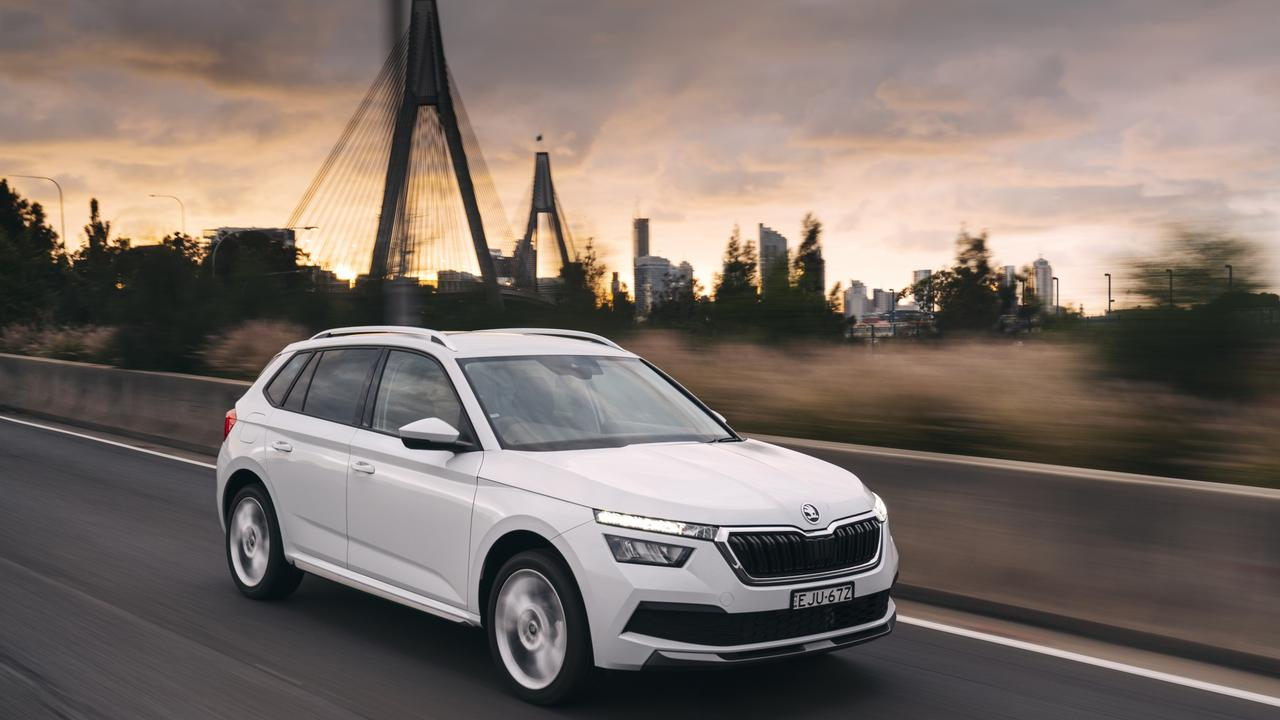 Skoda's Kamiq 85TSI was named 2020 News Corp Car of the Year.