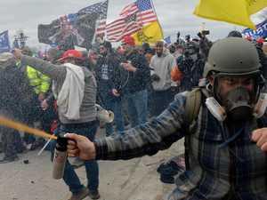 More US violence 'inevitable'