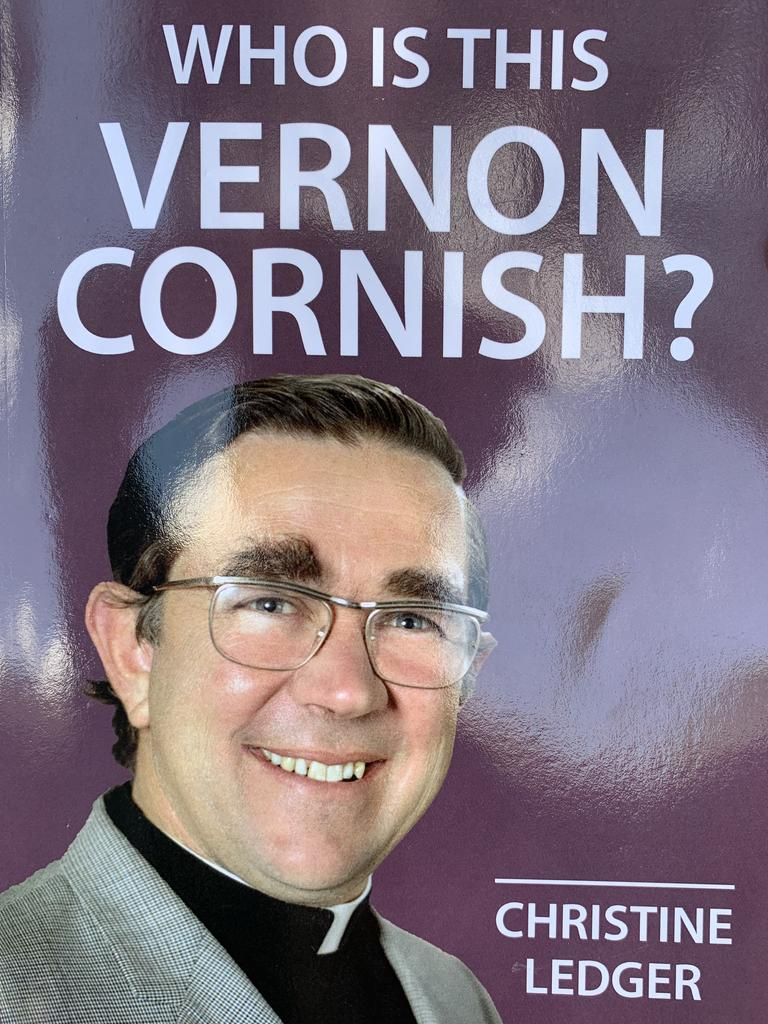 Canberra author Christine Ledger has told the story of Ipswich-raised former Anglican priest Vernon Cornish in her new book, 'Who is this Vernon Cornish'.