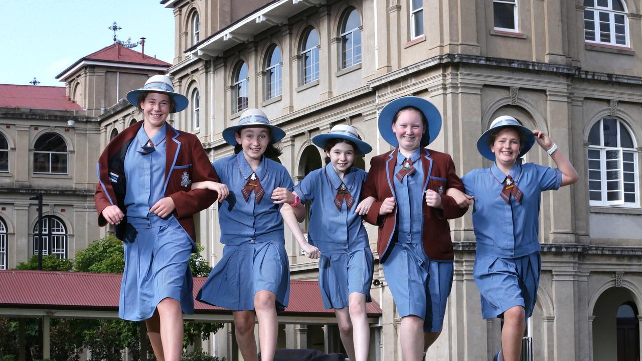 All Hallows is one of Brisbane's top schools.