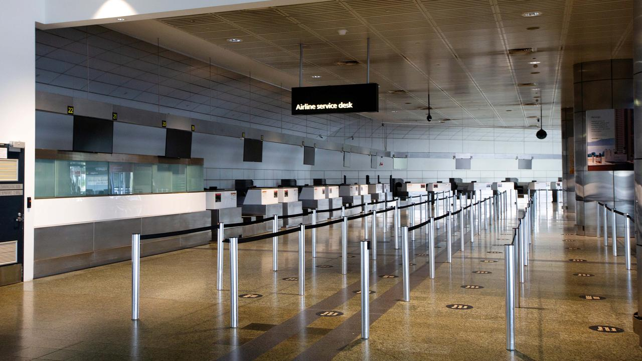 Pre-flight testing could be among a raft of beefed-up measures facing travellers in a bid to protect Australia against a super strain of coronavirus.