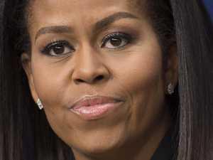 Michelle Obama shames 'infantile' Trump