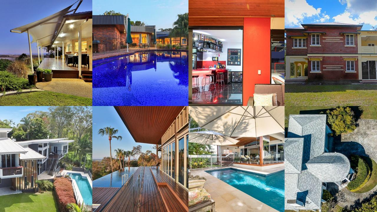 Some of the Mackay homes that sold for more than $1 million in 2020.