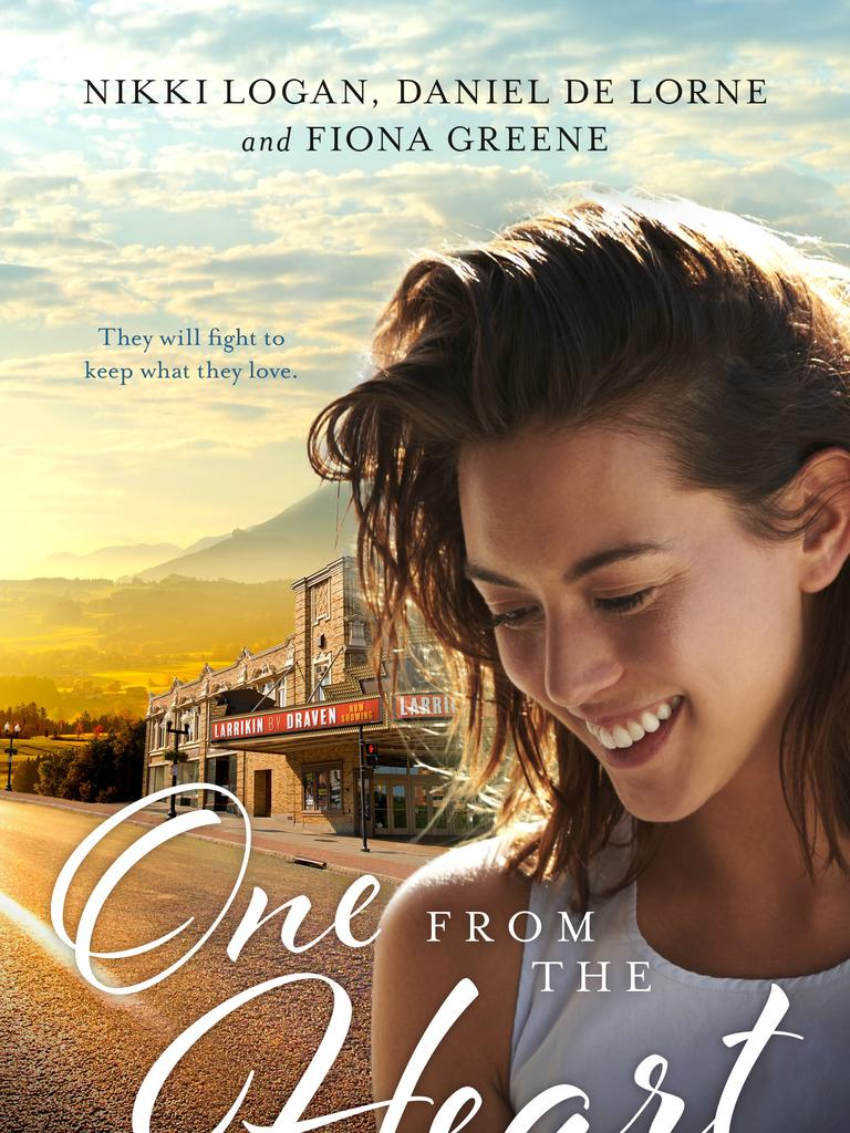 One From The Heart is a romance anthology by Nikki Logan, Daniel de Lorne and Fiona Greene.