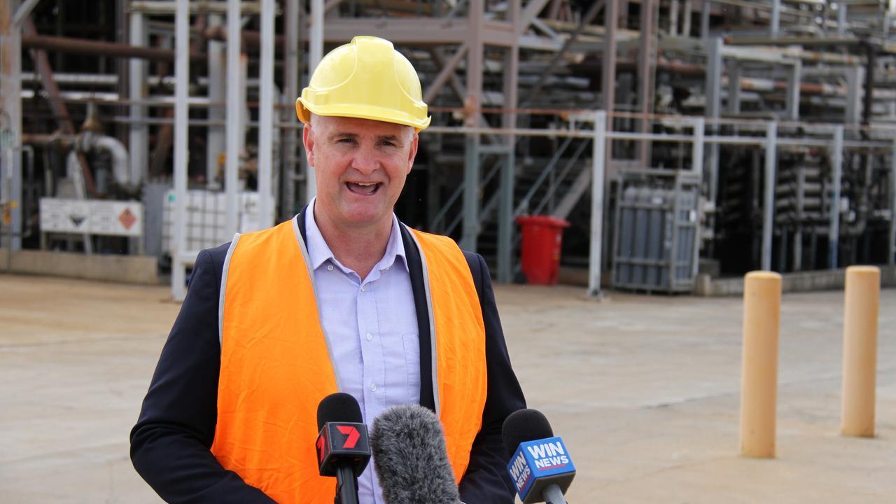 Gladstone MP Glenn Butcher. Picture Rodney Stevens