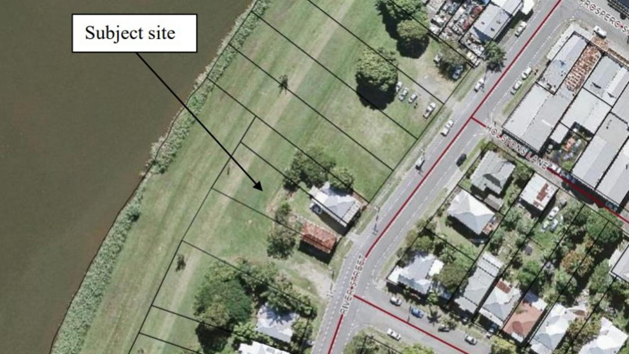 A mixed-use development has been proposed for 11 River St, South Murwillumbah.