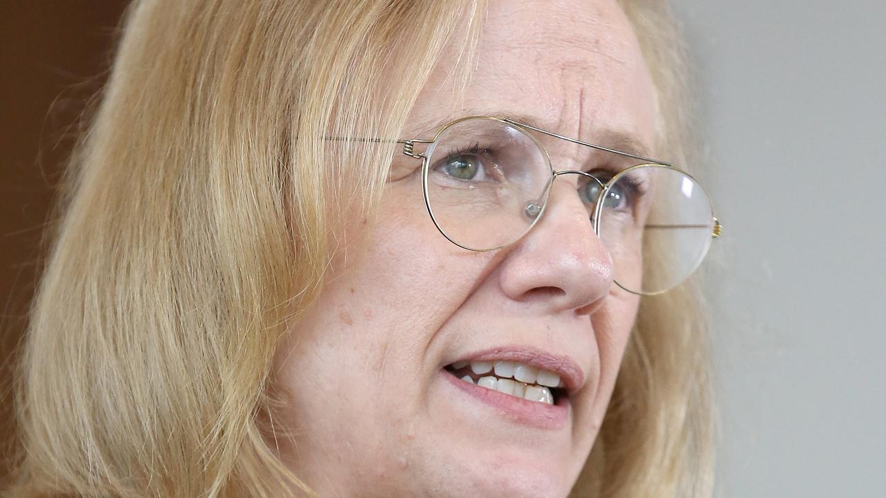 Queensland Premier Annastacia Palaszczuk Gives COVID-19 Update