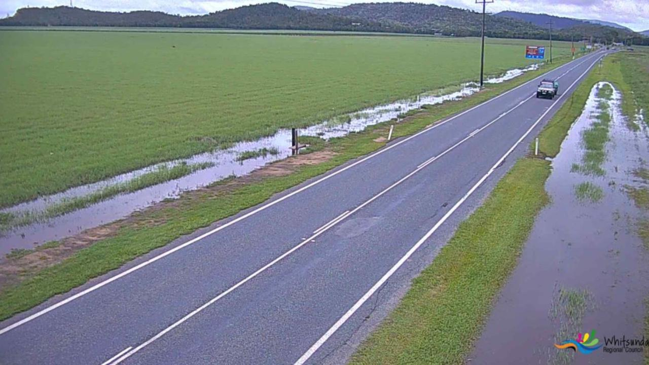 Wet weather has caused puddles to settle at Hamilton Plains this morning and more rain is on the way.