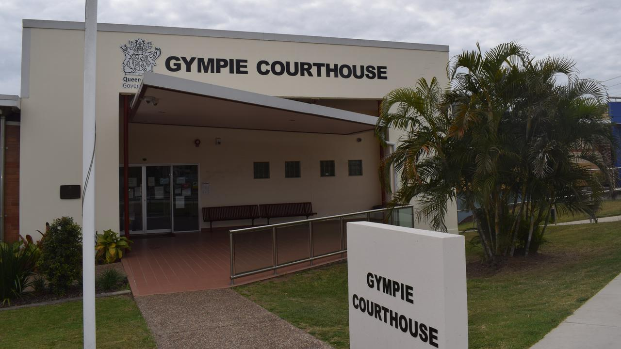 Gympie Magistrates Court where Grimstone-Remy appeared on Thursday.
