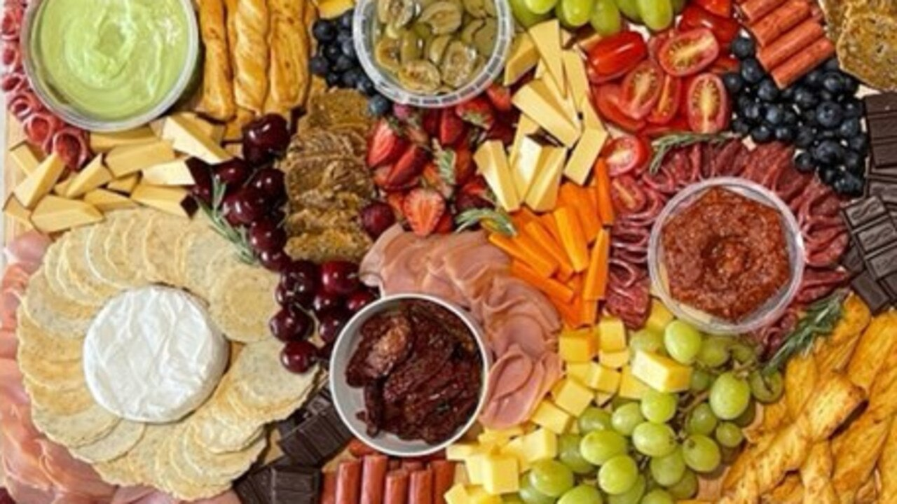 DELICIOUS: An example of one of the insta-worthy House Graze platters.