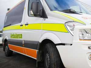 Woman has 'significant injury' after Boyne Valley crash