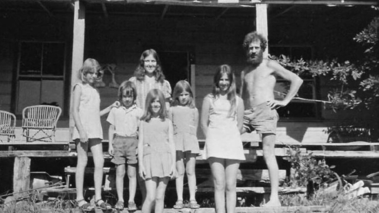 Peter Geddes and his family came to came to Bellingen in 1972