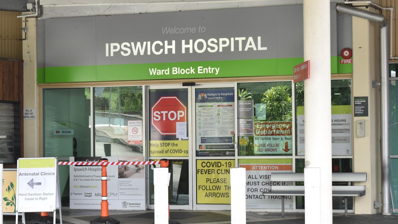 Ipswich Hospital has increased staff numbers and extended its hours at the COVID clinic.
