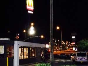 Teens 'gang up' on boy with autism outside McDonald's