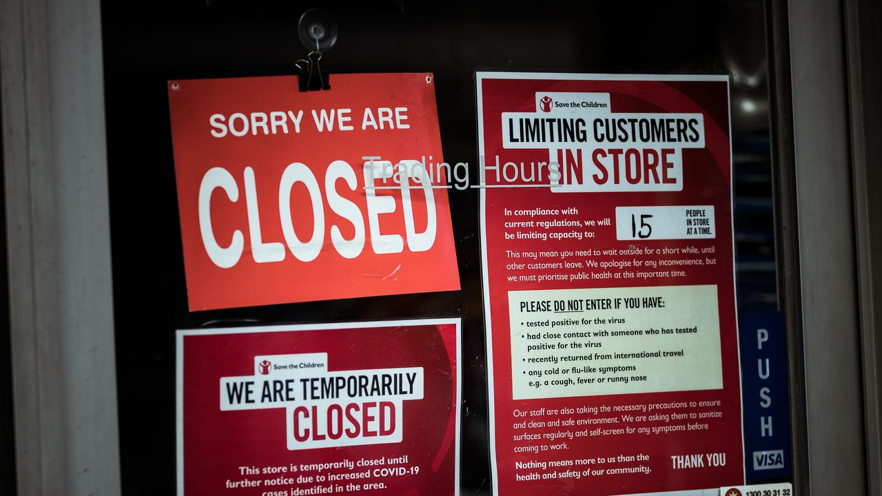 Melbourne Business To Shut Under Tightened Stage 4 Lockdown Restrictions As Victoria Works To Contain Community COVID-19 Transmissions