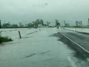 IN PHOTOS: Flooding inundates Whitsunday waterways, roads
