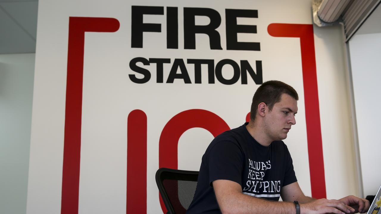 Fire Station 101 is one of many Council managed sites closed for the three-day lockdown. Pic: file photo