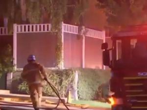Screams heard before kids perished in house fire