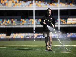 Gabba Test still on track despite lockdown