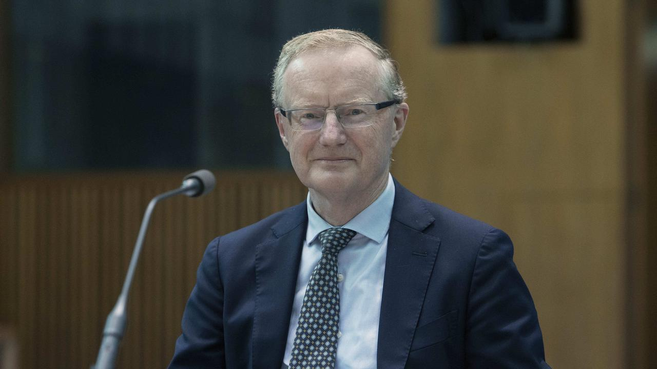 Reserve Bank of Australia governor Dr Philip Lowe said rises to compulsory super would result in reduced consumer spending and cost jobs. Picture: NCA NewsWire / Gary Ramage.