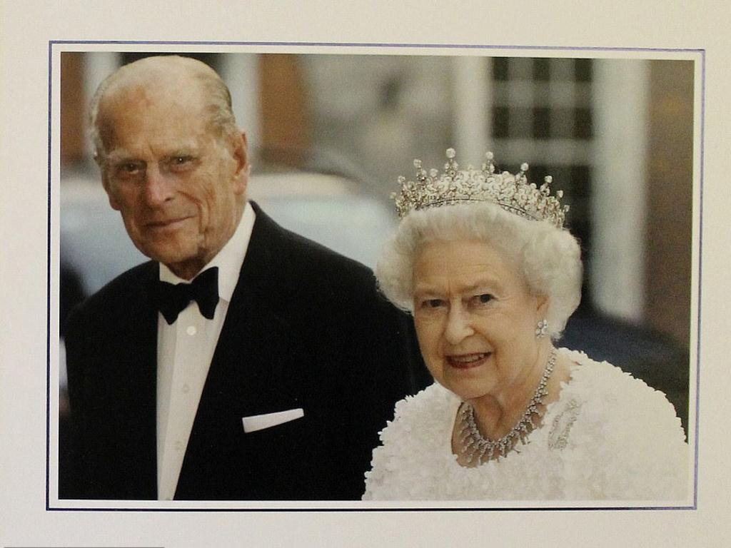 This year the Queen and Prince Philip spent Christmas at their Berkshire residence. Picture: Rowley's Fine Art Auctions