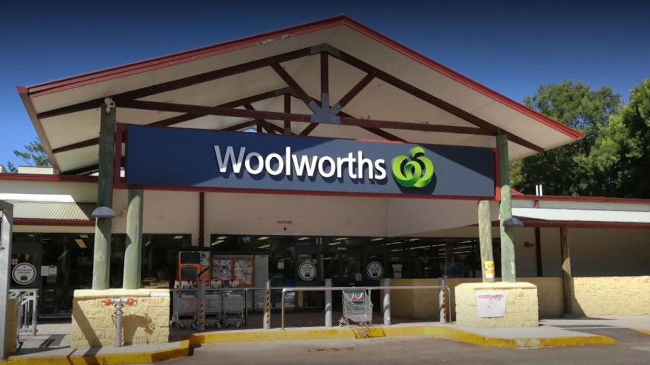 Maleny Woolworths has undergone a deep cleaning after a woman unknowingly positive with COVID-19 entered the store.