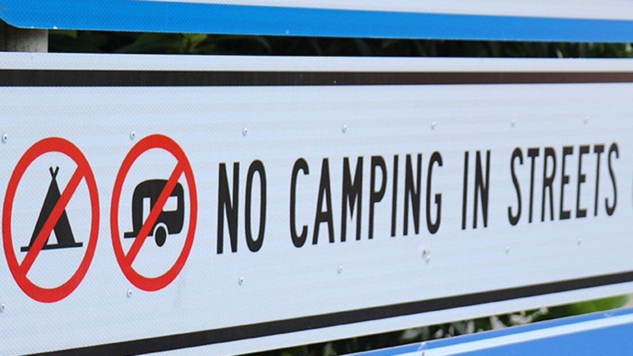 Richmond Valley Council is cracking down on illegal campers.