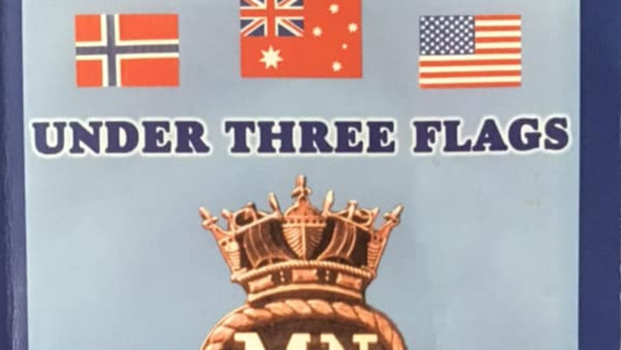 FASCINATING HISTORY: The medals and war memorabilia of Kyogle ex-serviceman Frederick Bradley Finch have been accepted by the Australian War Memorial, including his book 'Under Three Flags'.