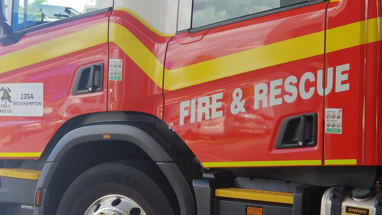 PAGET: Emergency services have responded to a reported gas leak.