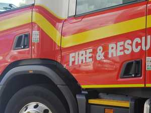 Fire crews rush to reported gas leak in Paget