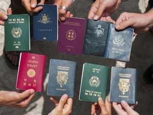 NZ passport no longer most powerful