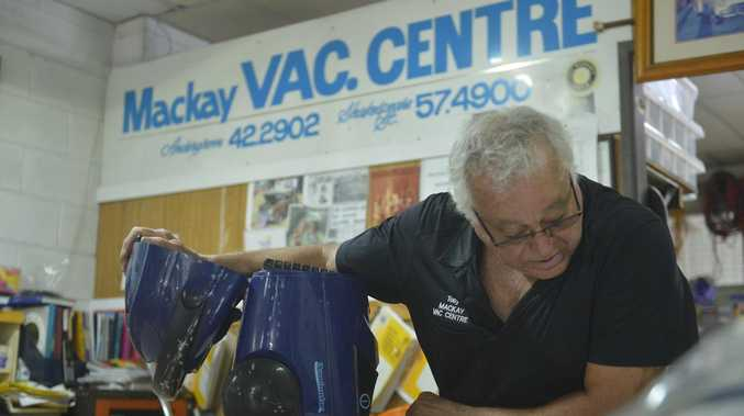 'The Vacuum Man': Tony's life sucks, and he loves it