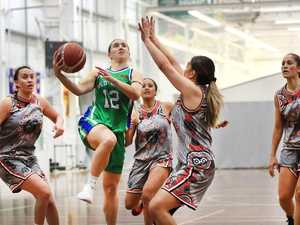 Coast basketballers on show as championships streamed