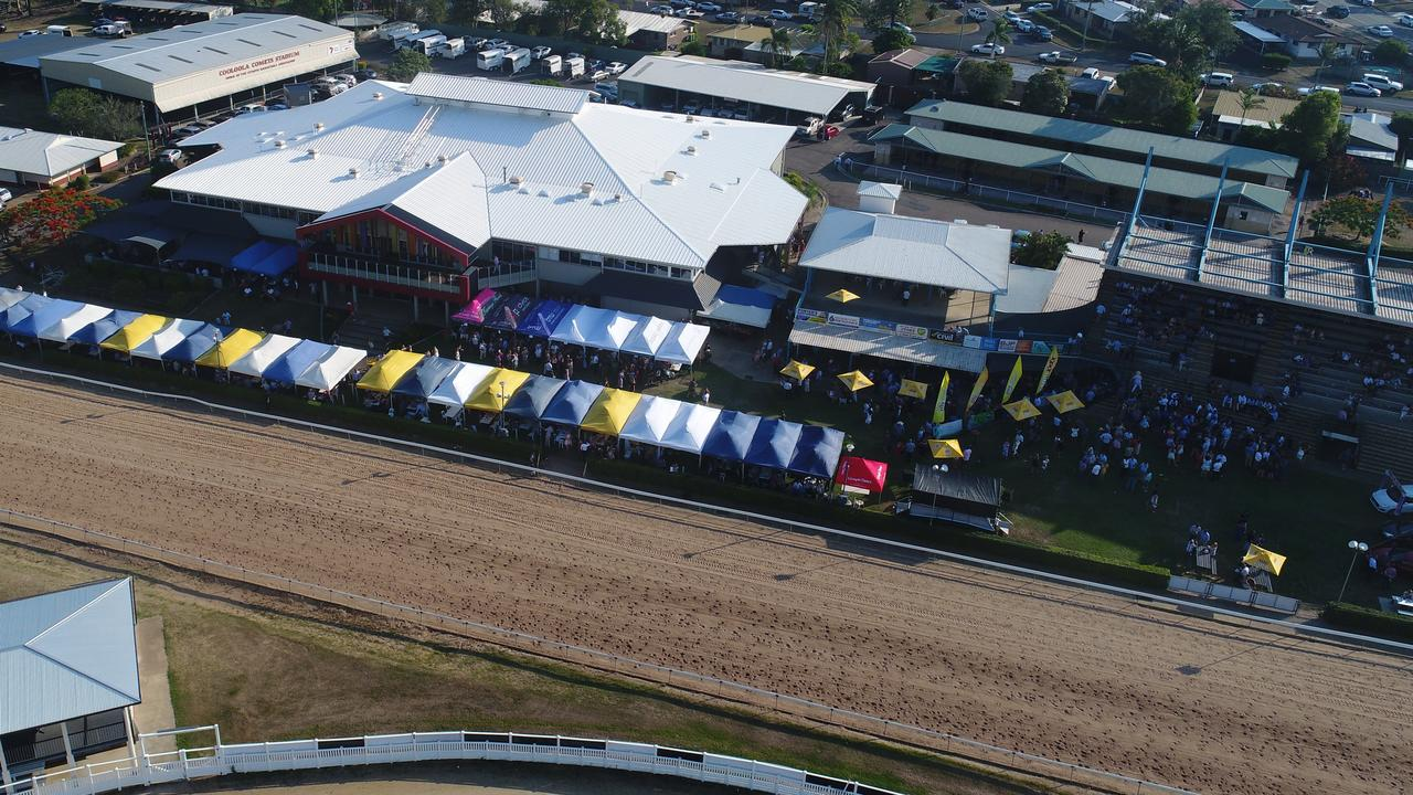 The Gympie Turf Club has succeeded in getting funding for two new stewards stands this year.