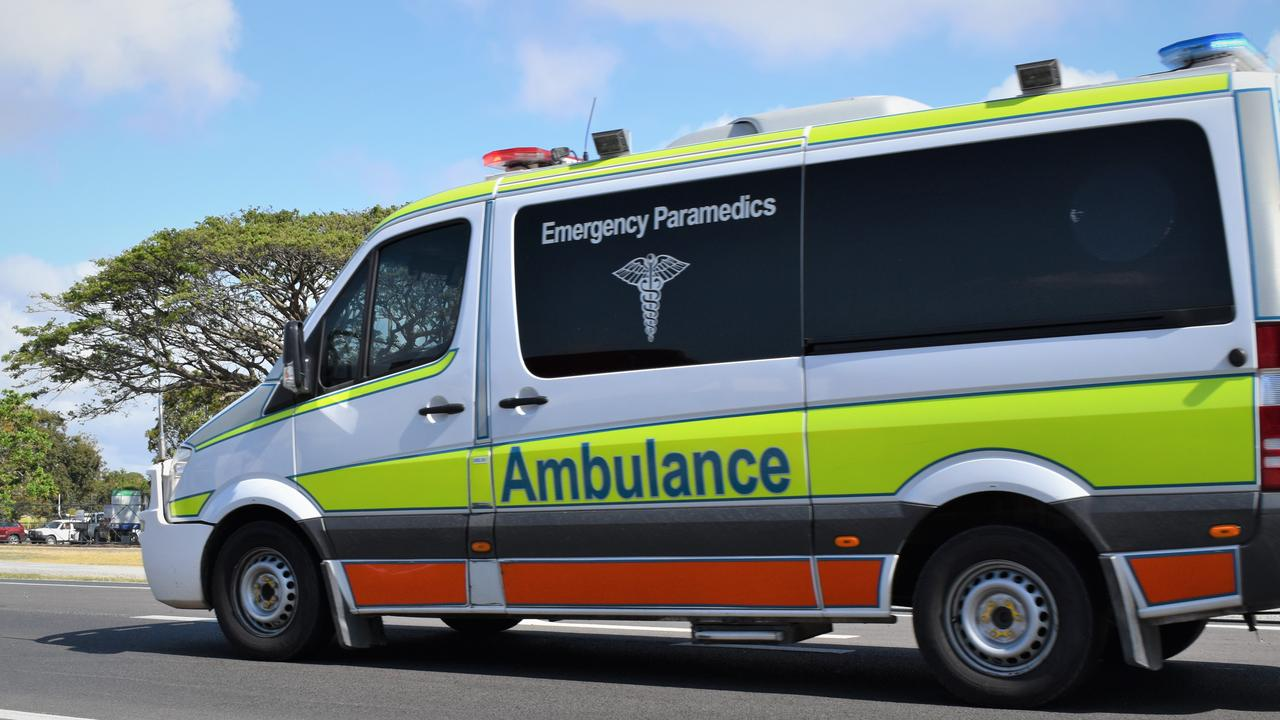 Paramedics have been called to a crash on Nambour Connection Rd at Woombye. Picture: File